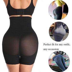 Image 5 - 배꼽 셰이퍼 엉덩이 기중 장치 슬리밍 속옷 엉덩이 향상제 Shapewear 섹시한 란제리 엉덩이 증강 인자에 대한 높은 허리 제어 팬티