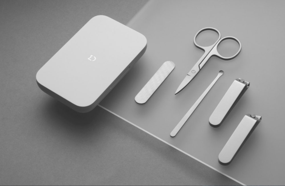 Xiaomi Mijia Nail Clippers Set 5Pcs 5