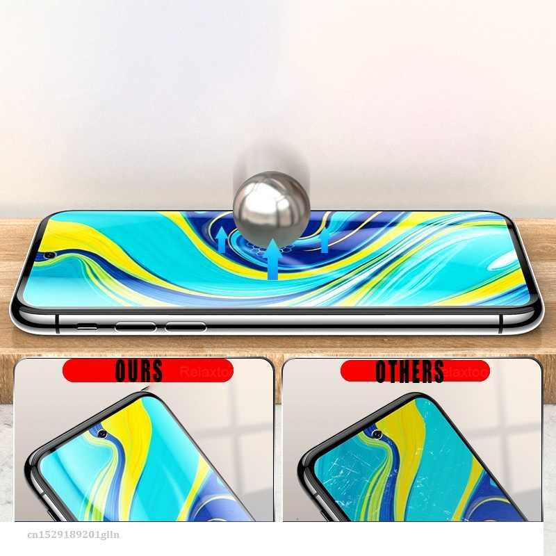 Защитная пленка на весь экран для Lenovo K10 A6 K6 Enjoy Plus Note/ZP, Гидрогелевая пленка, не закаленное стекло