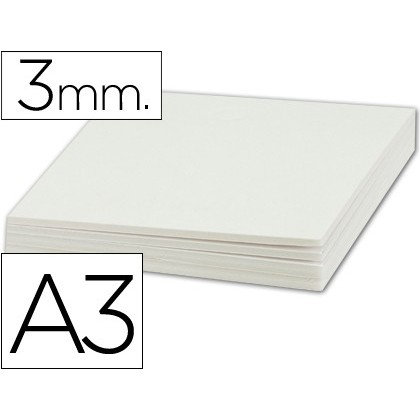 PEN CARTON LIDERPAPEL DOUBLE FACE DIN A3 THICKNESS 3 MM 10 Units