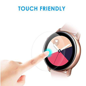 Image 5 - 5pcs TPU Soft Protective Film Guard For Samsung Galaxy Watch Active 2 40mm/44mm Active2 SmartWatch Screen Protector Full Cover
