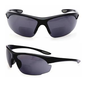 Image 1 - Спортивные солнцезащитные очки, бифокальные защитные очки для чтения, мужские и женские очки с диоптриями, аксессуары для чтения, 1,5, 3,0
