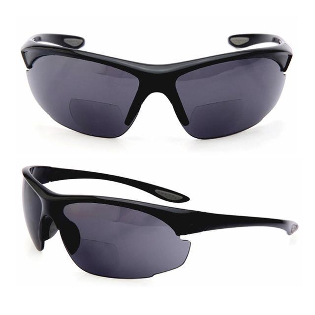 Спортивные солнцезащитные очки, бифокальные защитные очки для чтения, мужские и женские очки с диоптриями, аксессуары для чтения, 1,5, 3,0