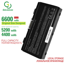 Golooloo 6 cells laptop battery for Asus X51RL X58 X58C X58L X58Le 90-NQK1B1000Y A31-T12 A32-T12 A32-X51 цена 2017