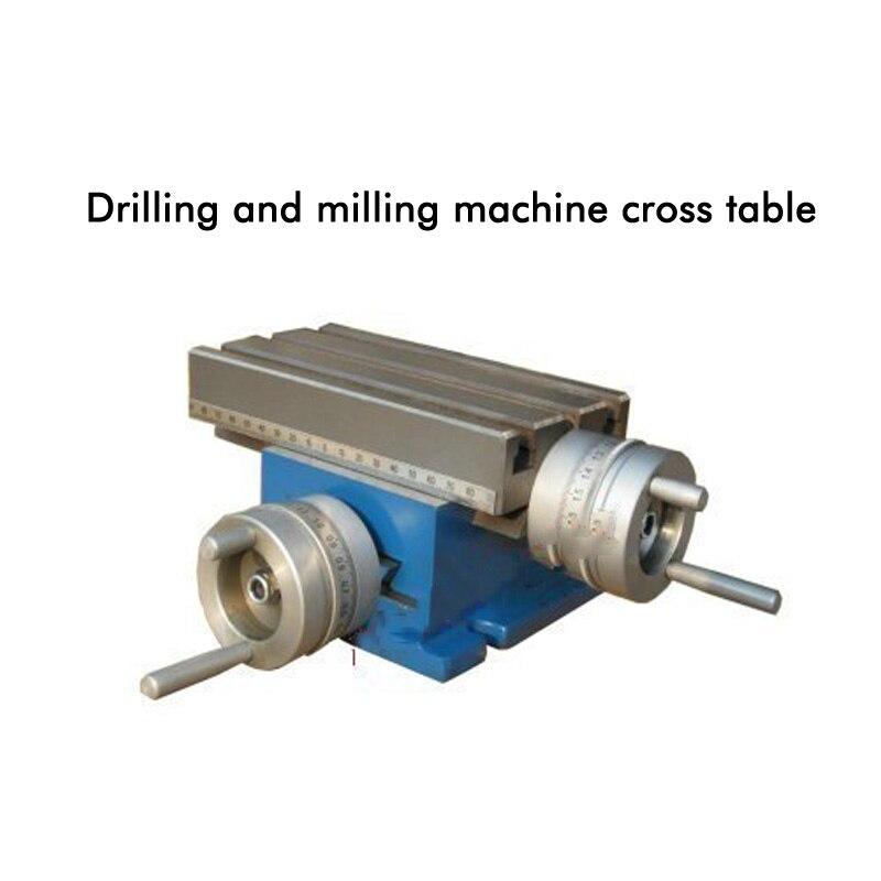 Brand New Machine Tool Fixed Cross Table Drilling and Milling Machine 185*100|Drilling Machine| |  - title=
