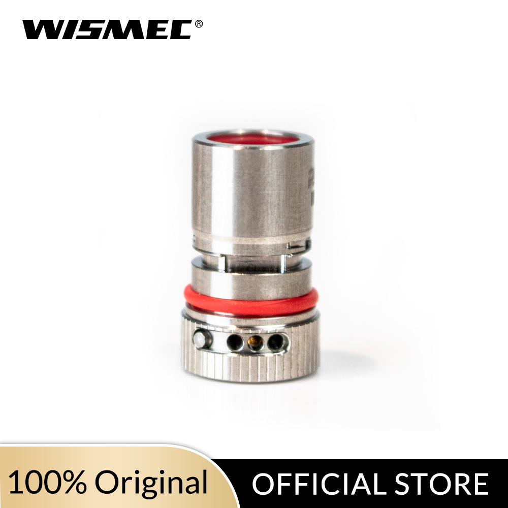 1PC/lot Original Wismec R80 RBA Head Replacement Coil Head For Wismec R80 Kit/Cartridge Electronic Cigarette VS WV-M/WV01 Coil