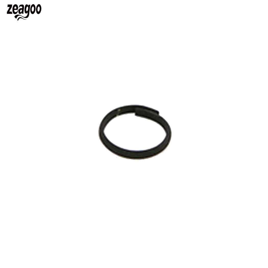 3Pcs ผู้หญิงสีดำ Hollow แหวนรอบ, ชุดเหนือ MIDI Finger 1.8 ซม./0.7 นิ้ว Knuckle แหวน 3 ชิ้น/เซ็ต