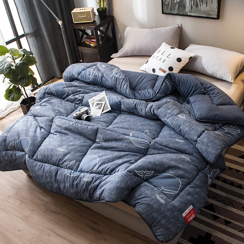 2CF Very Warm Thicken Duvet Winter Quilt High Quality Home Cover Duvet Quilt Bed Cover Home/hotel Bedding Comforter Blankets