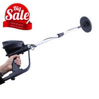 Waterproof Metal Detector Deep Sensitive Search Gold Digger Hunter 6.5 inch MD-4030 Promotion