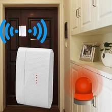 433 МГц беспроводной оконный дверной Сенсор wi fi магнитный