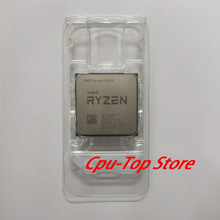 Amd Ryzen 5 3600 R5 3600 3.6 Ghz Zes-Core Twaalf-Draad Cpu Processor 7NM 65W L3 = 32M 100-000000031 Socket AM4 Geen Ventilator