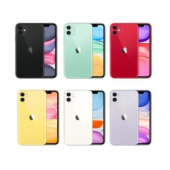 Apple iPhone 11 Mobile Phone 6.1inch A13 Bionic 4GB RAM 64GB/128GB/256GB ROM Hexa Core 12MP NFC 4G LTE Original iOS Cellphone 2