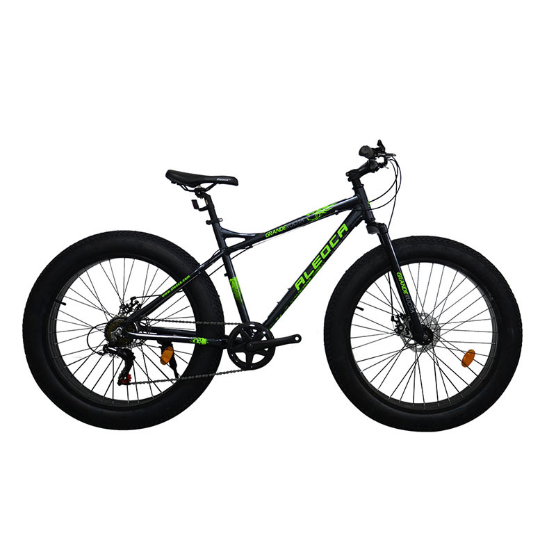 Romher wolf's fang Bicycle Mountain Bike bmx 8 speed Bikes Fat bike mtb road bikes 26*4.0 Snow Bicycles