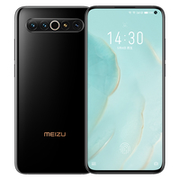 """DHL Fast Delivery Meizu 17 Pro 5G Cell Phone 6.6"""" 2340X1080 90hz 64.0MP 30W Super Charger Snapdragon 865 Octa Core Android 10.0 2"""