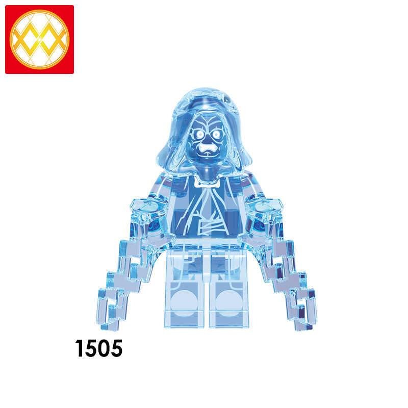 Einzel baby yoda Darth Vader Star Kaiser Palpatine Darth Revan Wars endgame Bausteine Spielzeug für Kinder geschenk