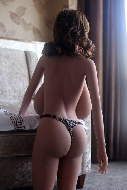 Most Realistic Huge Boobs Sex Doll - Eva