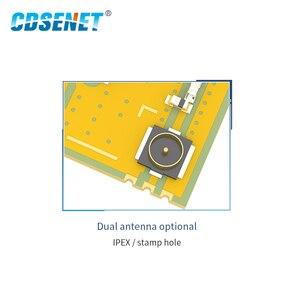 Image 3 - 433/400 520mhz トランシーバ SMD モジュール 13dBm IPEX E43 433T13S3 GFSK RSSI UART 低消費電力 433 mhz RSSI トランスミッタレシーバ