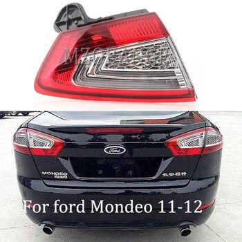 MZORANGE Car Rear Tail Lamp Light Led Light Left / Right Side For ford Mondeo 2011 2012
