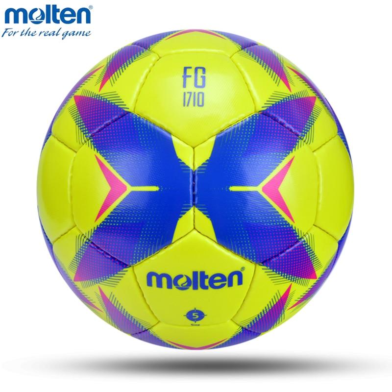 Image 5 - 2020 Original Molten Soccer Ball Official Size 4 Size 5 Football Ball Team Sports Training Football League Balls futbol bolaSoccers   -