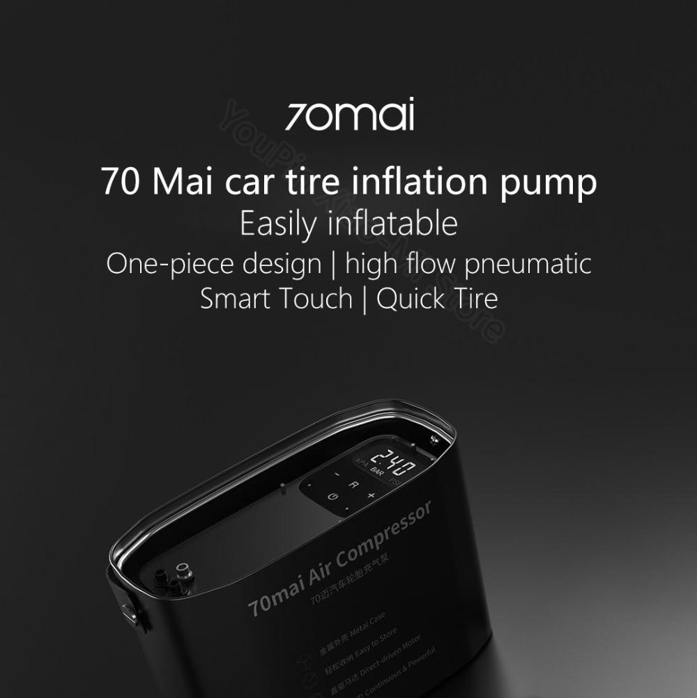 Xiaomi 70mai Air Compressor  (1)