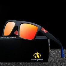 VIAHDA Polarized Sunglasses For Men Women Classic Sun glasses Driving Sport Fashion Male Eyewear Designer Oculos UV400