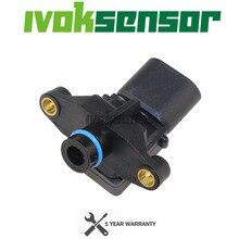 Sensor de presión absoluta para caravana, Colector de mapa 4686684AB para Chrysler Pt Cruiser Voyager Town Country Dodge Ram 1500 Viper Caravan