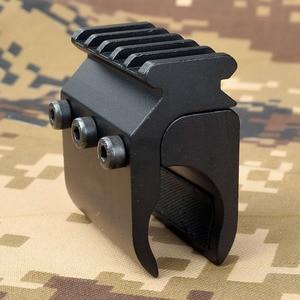 Hunting 20mm Weaver Picatinny Rail Base Adapter Rifle Barrel Mount Scope Converter Laser Sight Flashlight Mounts