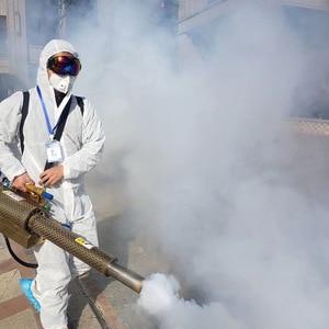 Image 4 - Nebulizador térmico portátil, máquina de desinfección, máquina de niebla, pulverizador ULV, nebulizador con certificado CE para plagas de Mosquitos