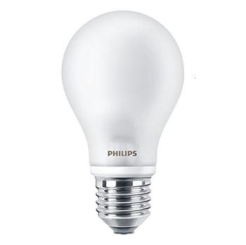 Philips Estándar 8718696419656 Bombilla LED de luz cálida, 5 W (40 W),...