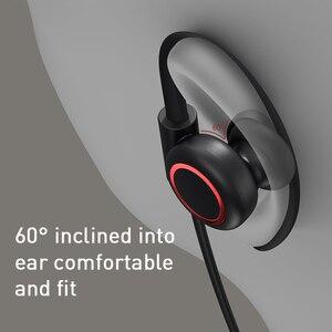 Image 4 - Baseus S17 스포츠 무선 이어폰 블루투스 5.0 이어폰 헤드폰 샤오미 아이폰 이어폰 버드 핸즈프리 헤드셋