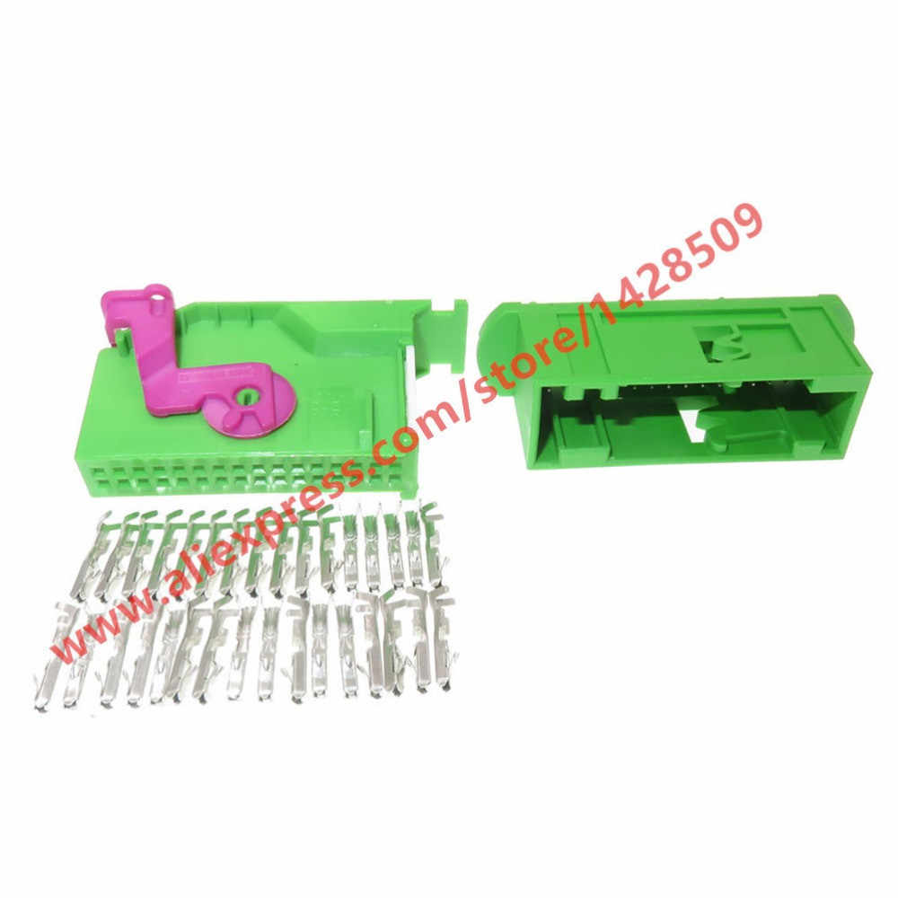 5PCS X 966658-1 TE CONNECTOR