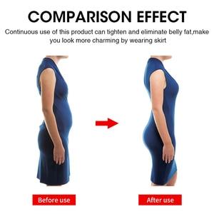 Image 5 - Burvogue Hoge Taille Tummy Controle Slipje Afslanken Taille Trainer Butt Lifter Shapewear Naadloze Sexy Ondergoed Body Shaper Panty