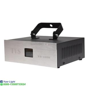 Image 2 - 1 ワット rgb 3IN1 アニメーションレーザーライト dmx 512 コントローラレーザーラインスキャナー舞台照明効果レーザープロジェクターパーティーの dj ライトバーディスコ