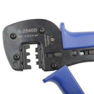 Image 5 - 2.5 6mm2 B 2546 A 2546B MC4 narzędzie do zaciskania szczypce do zaciskania 2 narzędzie wielofunkcyjne narzędzia ręce Solar Photoroltaic złącze MC4 narzędzie do zaciskania