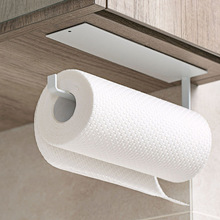 Paper-Holders Fresh-Film-Storage Kitchen-Racks Wall-Mounted Non-Perforated