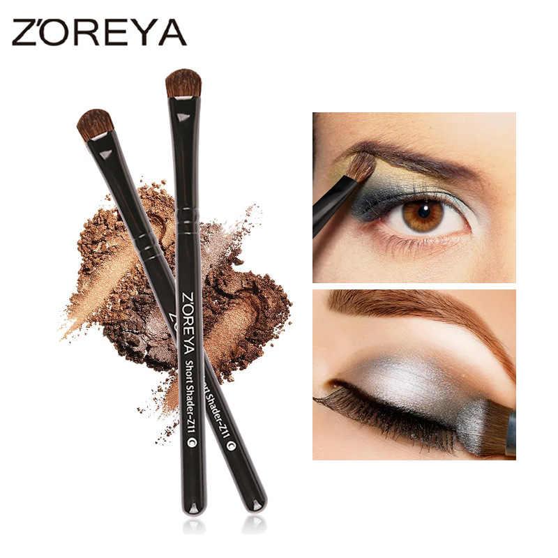 Grensoverschrijdende Hot Selling Zoreya-Borstel Make-Up Borstel Paardenhaar Oogschaduw Borstel Aliexpress Z24