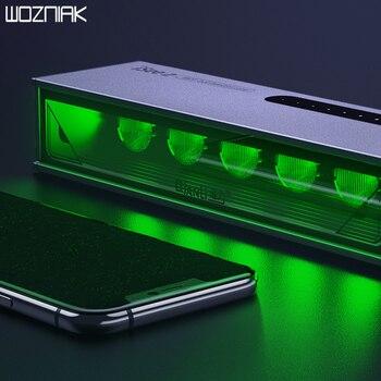 Qianli MEGA-IDEA LCD screen Repair Dust Lamp Fingerprint Scratch Screen Changer Dust Display Lamp For Phone Mobile Green LED