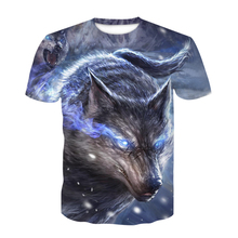 Newest 3D Wolf Print clothes Animal Cool Funny T-Shirt Men boys clothes Summer Tops Tee Shirt T Shirt Male Fashion tshirt Male marvel comics ant man logo mens black t shirt superhero antman print t shirt men summer style fashion top tee