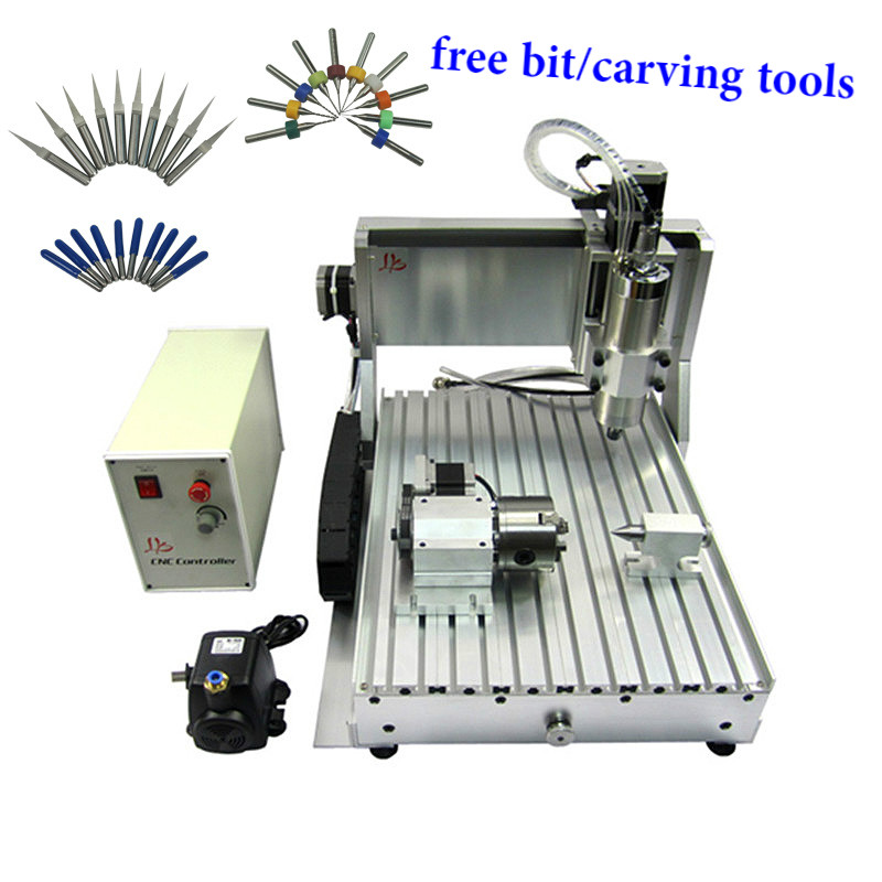 Mini CNC Router 3040Z 2.2KW Engraving Drilling And Milling Machine