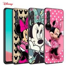 Disney Minnie Mouse For Samsung Galaxy A90 A80 A70 A70S A60 A50 A40 A30 A30S A20S A20E A10E TPU Soft Phone Case