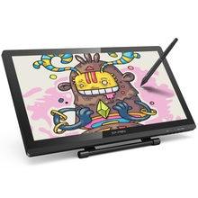 XP-PEN Artist22 Pro pióro do rysowania wyświetlacz 21.5 Cal Monitor graficzny 1920x1080 FHD cyfrowy Monitor do rysowania z regulowany stojak