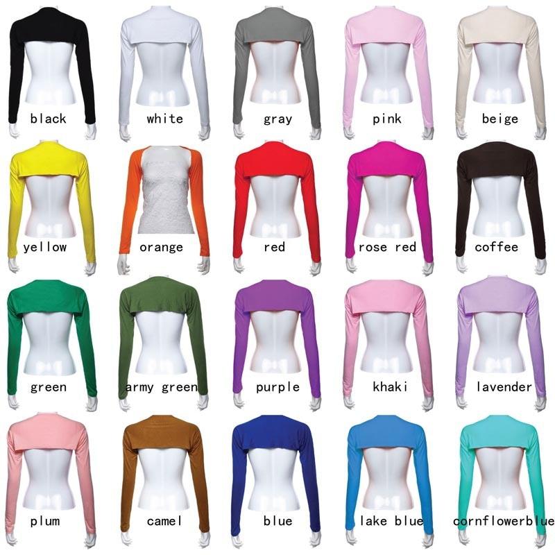 Women Hijab Muslim One Piece Sleeves Arm Cover Shrug Elastic Modal Islamic Clothing Fashion Bottom Long Sleeved Soft One Piece