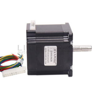 Image 3 - Free shipping Nema23  Stepper Motor 4 lead 165 Oz in 23HS5628 56mm 2.8A  57 Series motor For 3D Printer Monitor Equipment