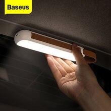 Baseus usb светильник magentic Солнечный СВЕТОДИОДНЫЙ Автомобильный
