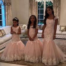 Лидер продаж новое белое и шампанское кружевное платье с рукавами