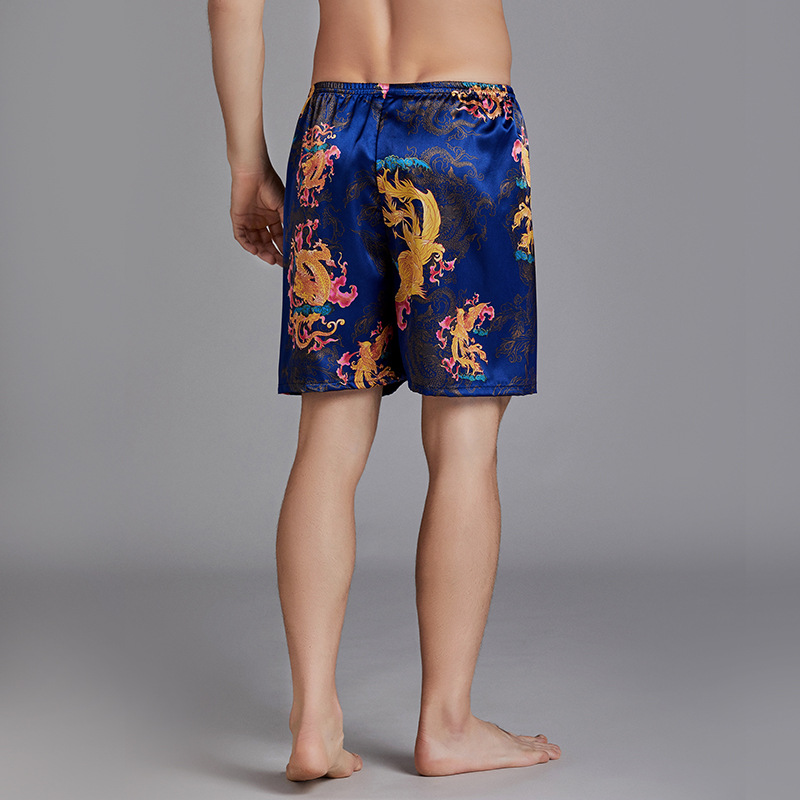 Newest Printing Shorts For Men's Spring And Summer Large Size Single Shorts Men's Short Pants Clothes For Homewear