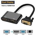VGA to VGA HDMI Spli...