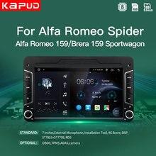 Kapud Android 10,0 Auto Radio 7