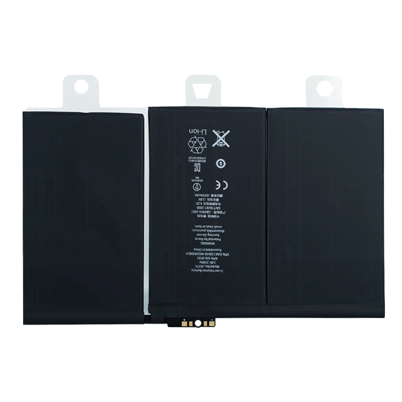 OEM Apple iPad 2 2nd Gen 6930mAh Battery Replacement Part A1376 616-0561