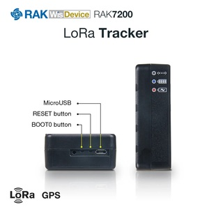 Image 4 - LoRa Tracker Position Module GPS Modem LoRaWAN Integrate STM32L073 Microcontroller SX1276 Modem Chargable with Antenna RAK7200